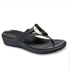 New Crocs Capri Slides
